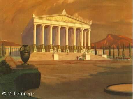 מהו מקדש ארטמיס באפסוס ?